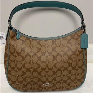 NWT Coach ZIP Shoulder Bag